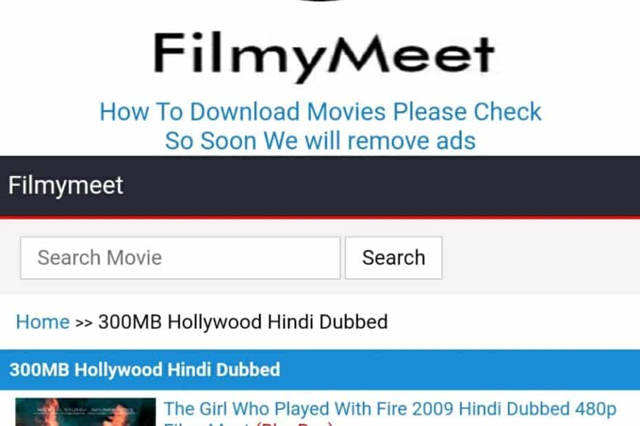 FilmyMeet 2021: Free Download Latest HD Bollywood, Hollywood Hindi Dubbed Movies