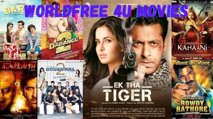 Worldfree4u 2021: Latest 300MB Bollywood, Hollywood Movies Download free Website