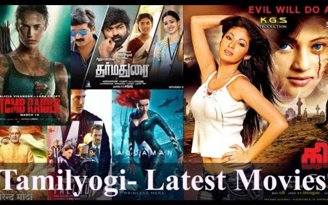 TamilYogi 2021: Latest New Release Tamil Dubbed HD Movies hindi Download Online free