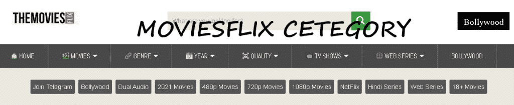 moviesflix category